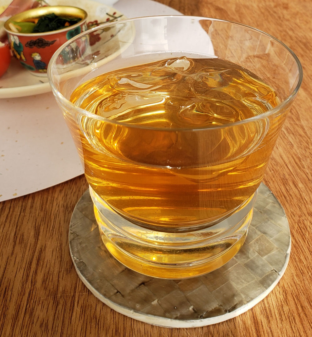 和食に合う紅茶