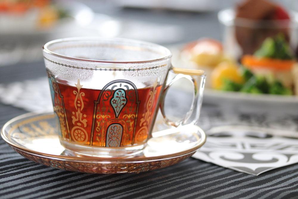 アフタヌーンティーに合わせる紅茶