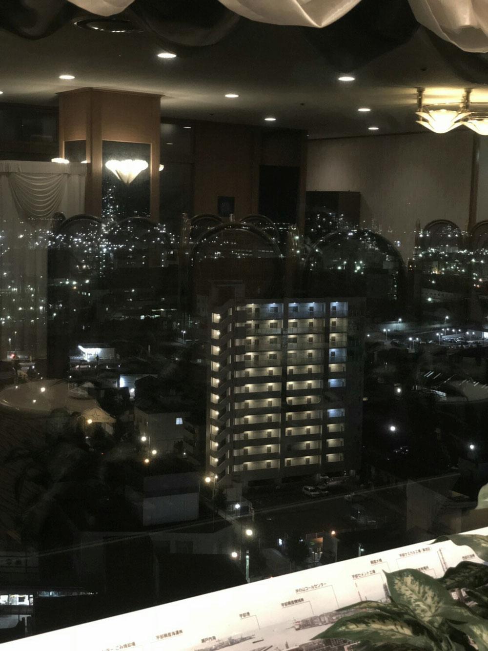 会場  ANAクラウンプラザホテル  15F コンフォート