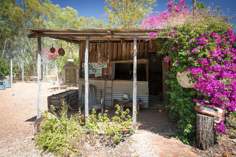Rubyvale,Saphire,Emerald,Queensland,Gemseeker,Miner's Cottage,Australia,Australien,Edelsteine,Gemfields