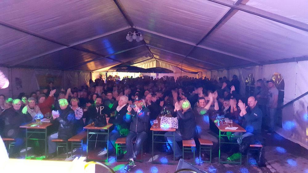 Jazz Gitti supported by DJ Rainox @ 25 Jahre Jubiläum Jägsis Winzendorf