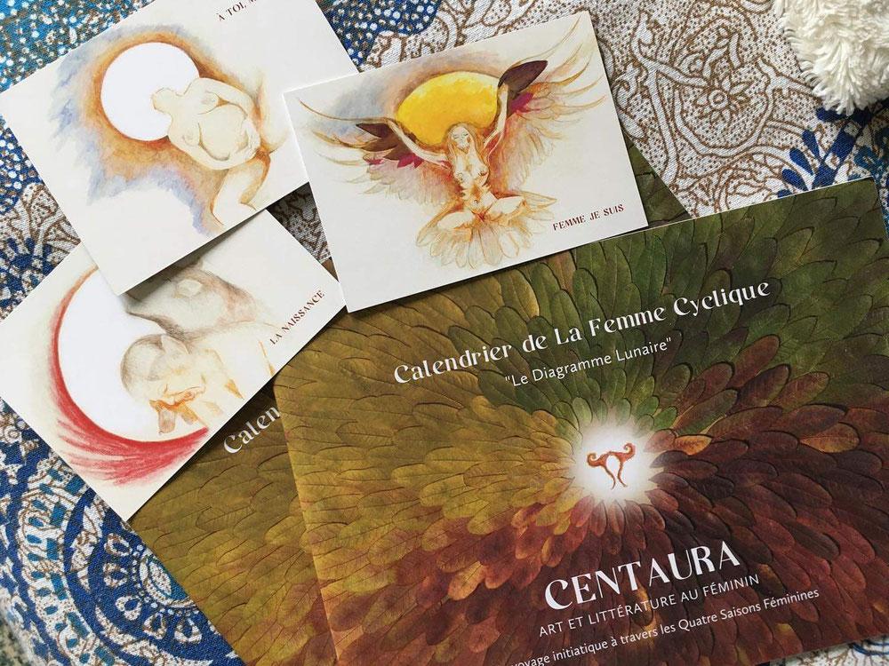 Centaura : féminité consciente