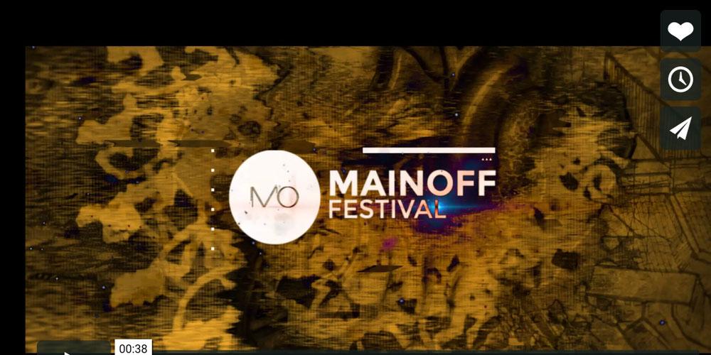 MainOFF Festival XIV edizione - credits