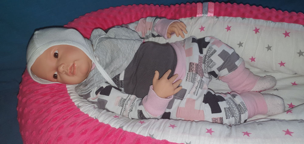Pia, Neugeborenes, 46 cm, 2.400g