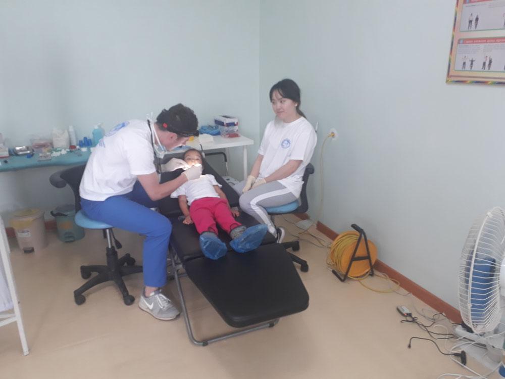 Unsere Behandlungsstühle