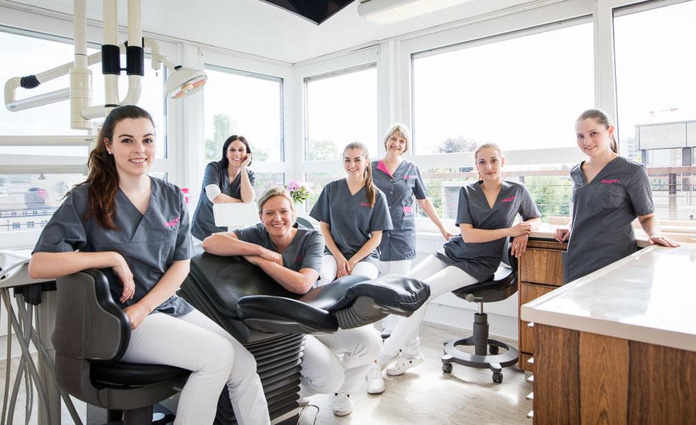 Das ZahnInsel Team