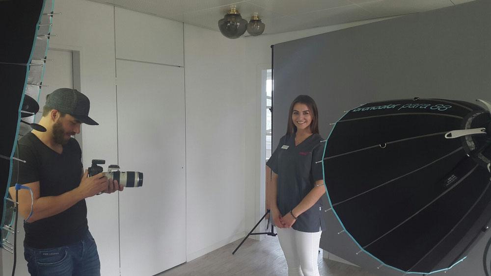 Unsere Prophylaxe Assistentin ab 1. Juli Valentina Miodragovic