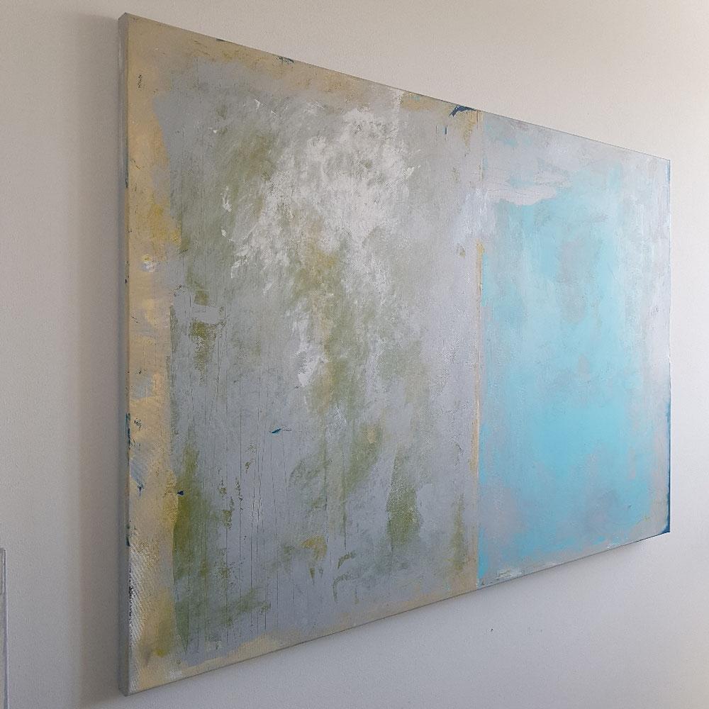Acryl auf Leinwand, 100 x 150 cm