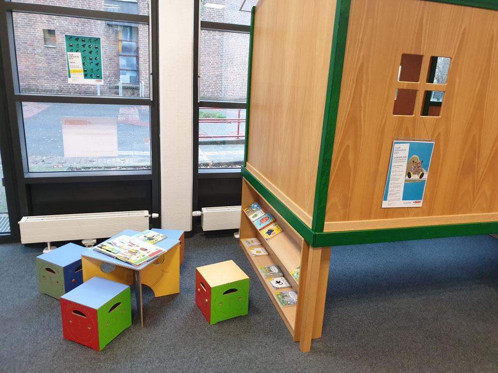 Ein Besuch zur Stadt Bücherei