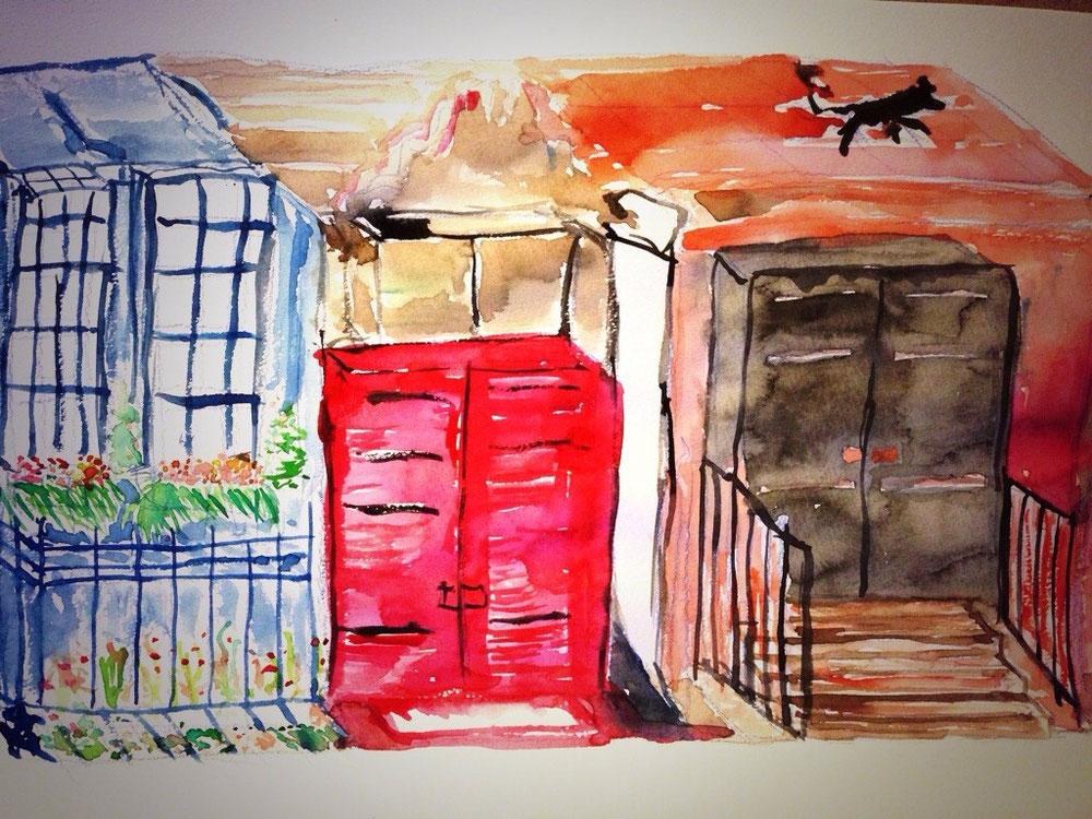 『欧州の家々』2013 B4