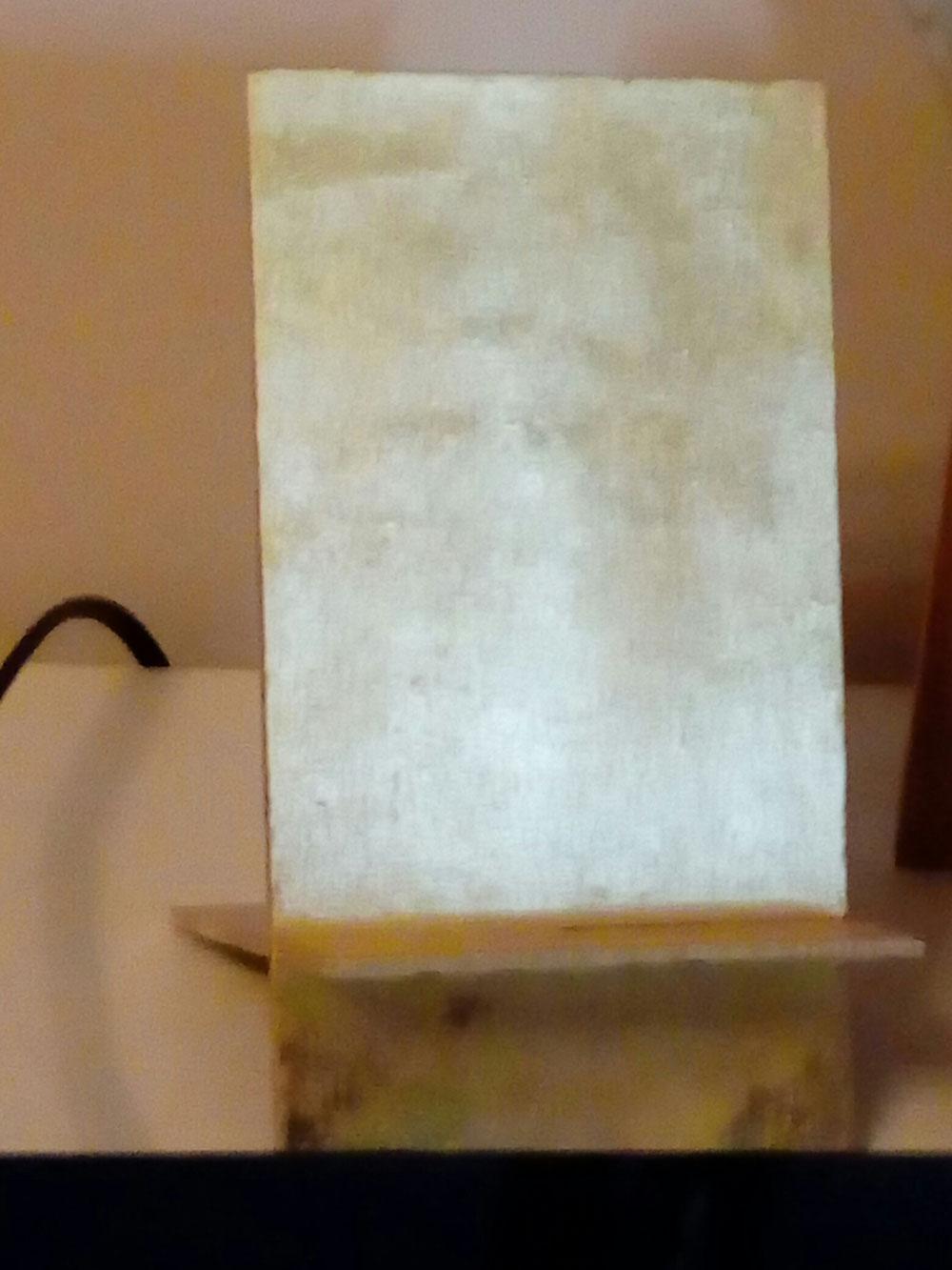 Porta cellulare in foglia d'oro