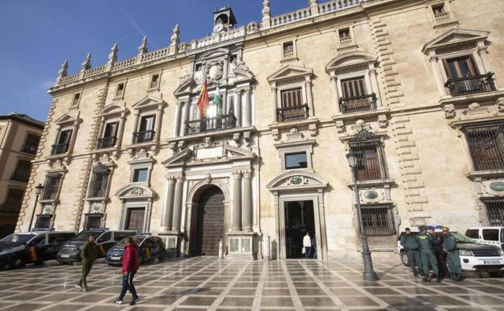 Audiencia de Granada (España)