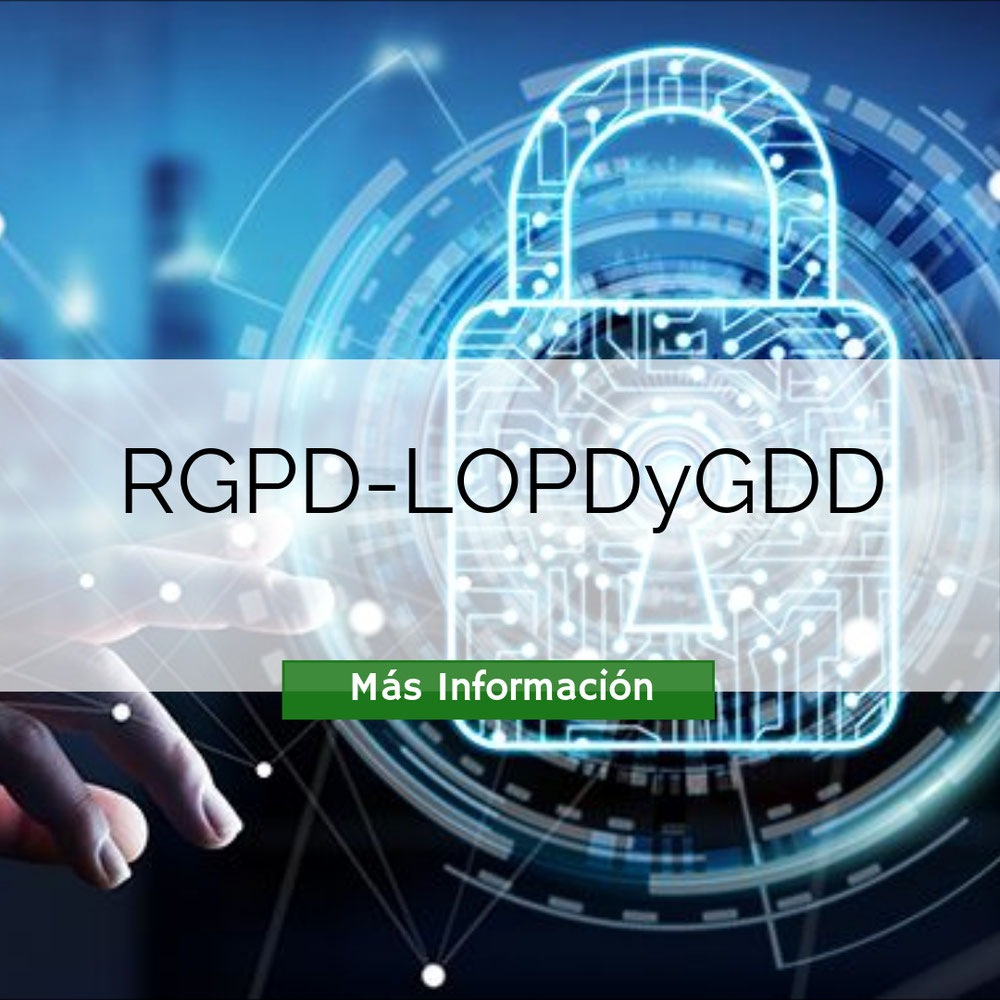 Ley Orgánica de Protección de Datos Personales y Garantía de Derechos Digitales 3/ 2018 de 5 de diciembre