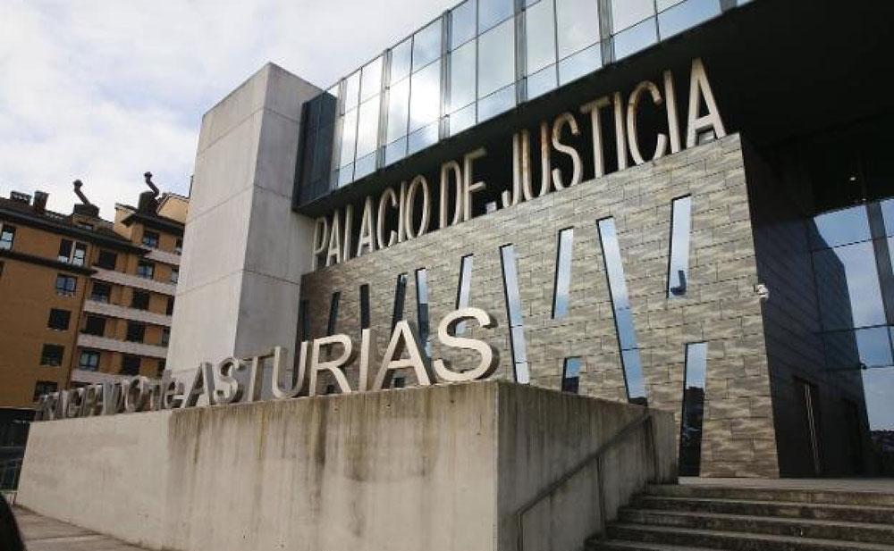 Palacio de Justicia de Asturias