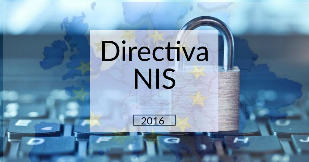 DIRECTIVA NIS 2016