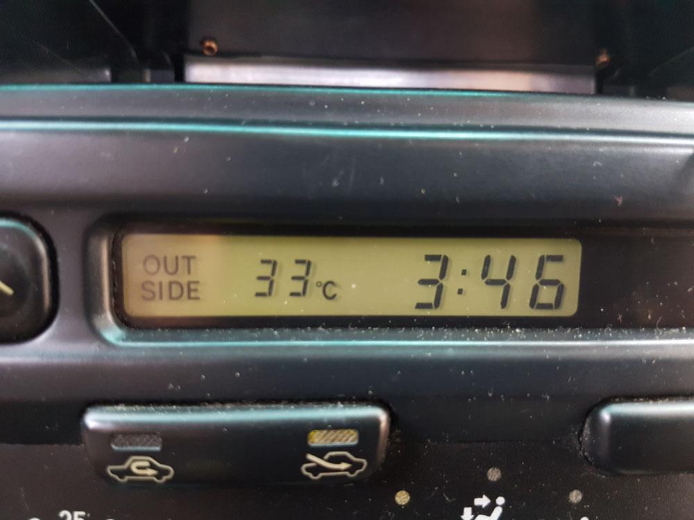 U bi denä Temperaturä...