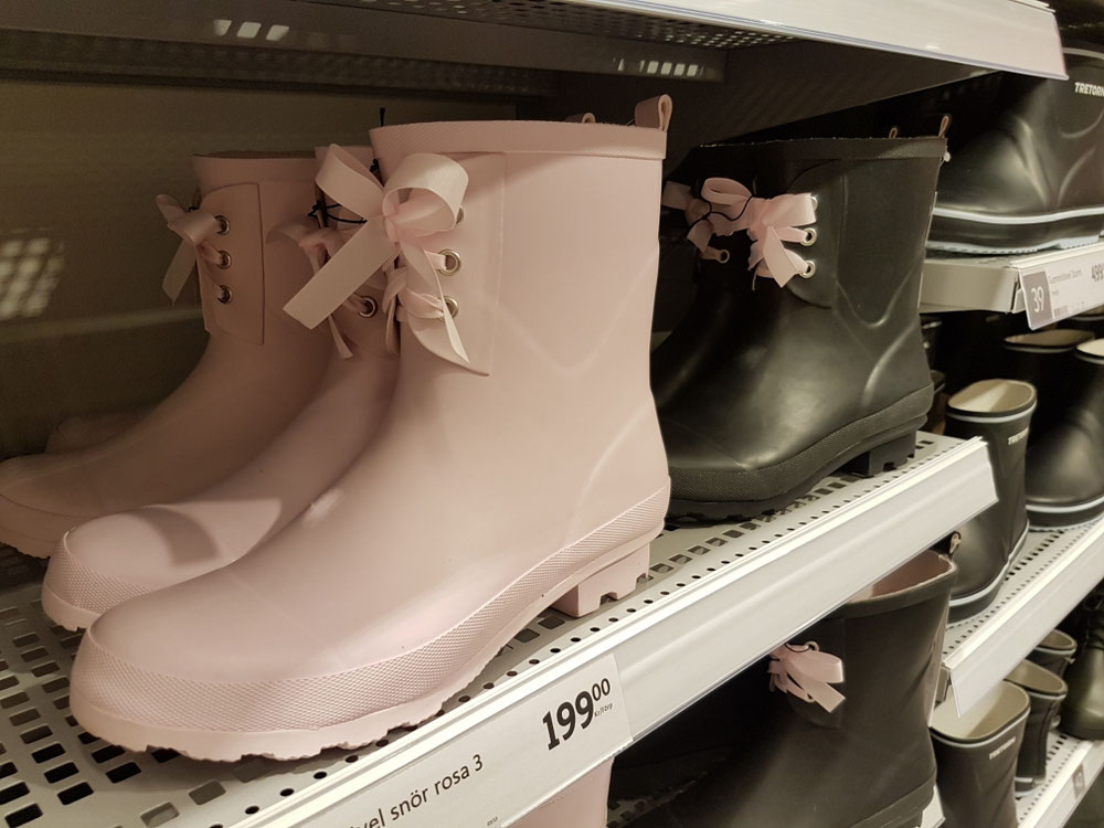 ...sexiest shoes alive (bruchts o bi däm Wätter)....