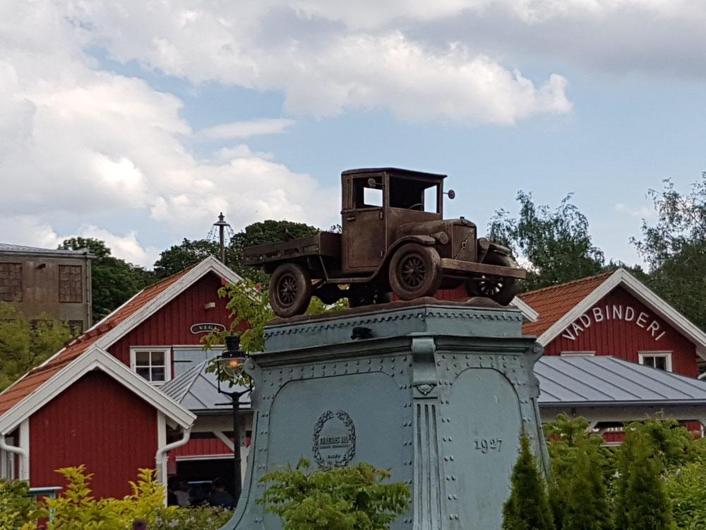 1st Volvo born in Götheborg