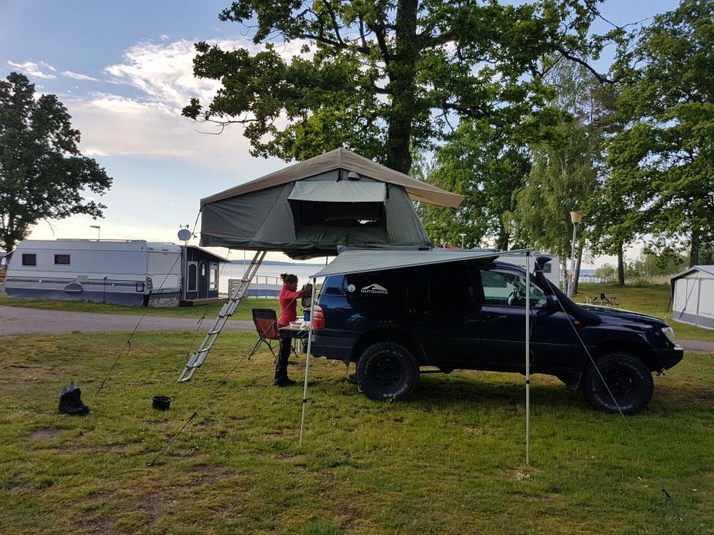 Ä schönä Camping am Vännernsee