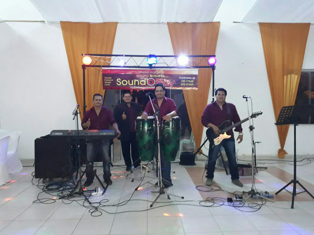 Sound Play cuarteto