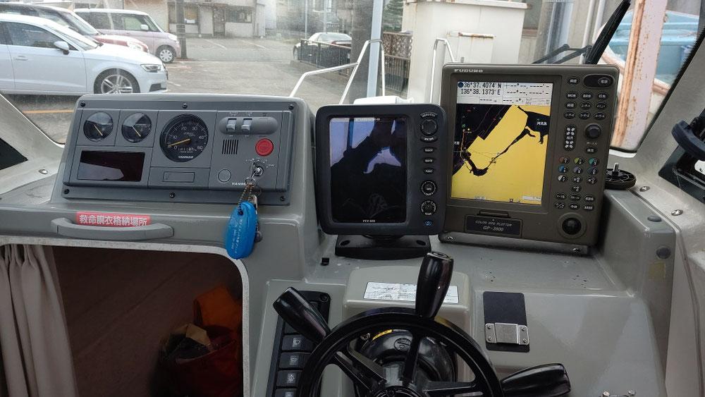 EX-26 航海計器