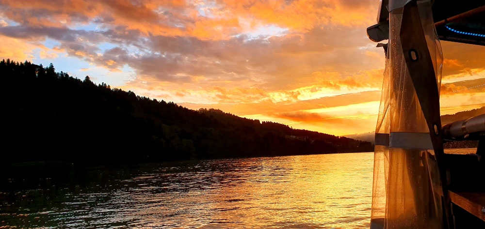 Schiffalfahrt auf da Donau (Obernzell)