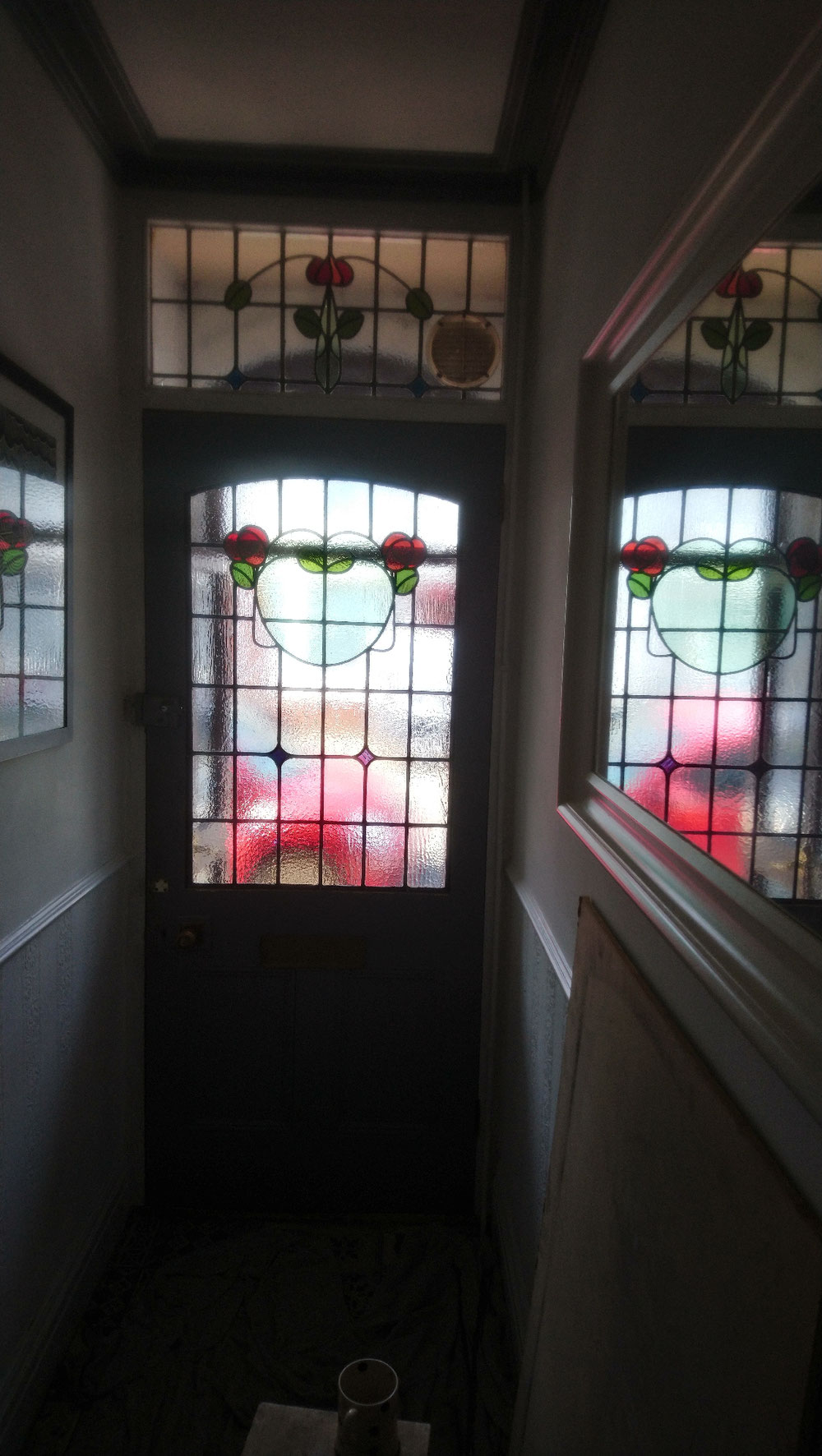 rossglassdesigns@aol.com# stained glass restoration