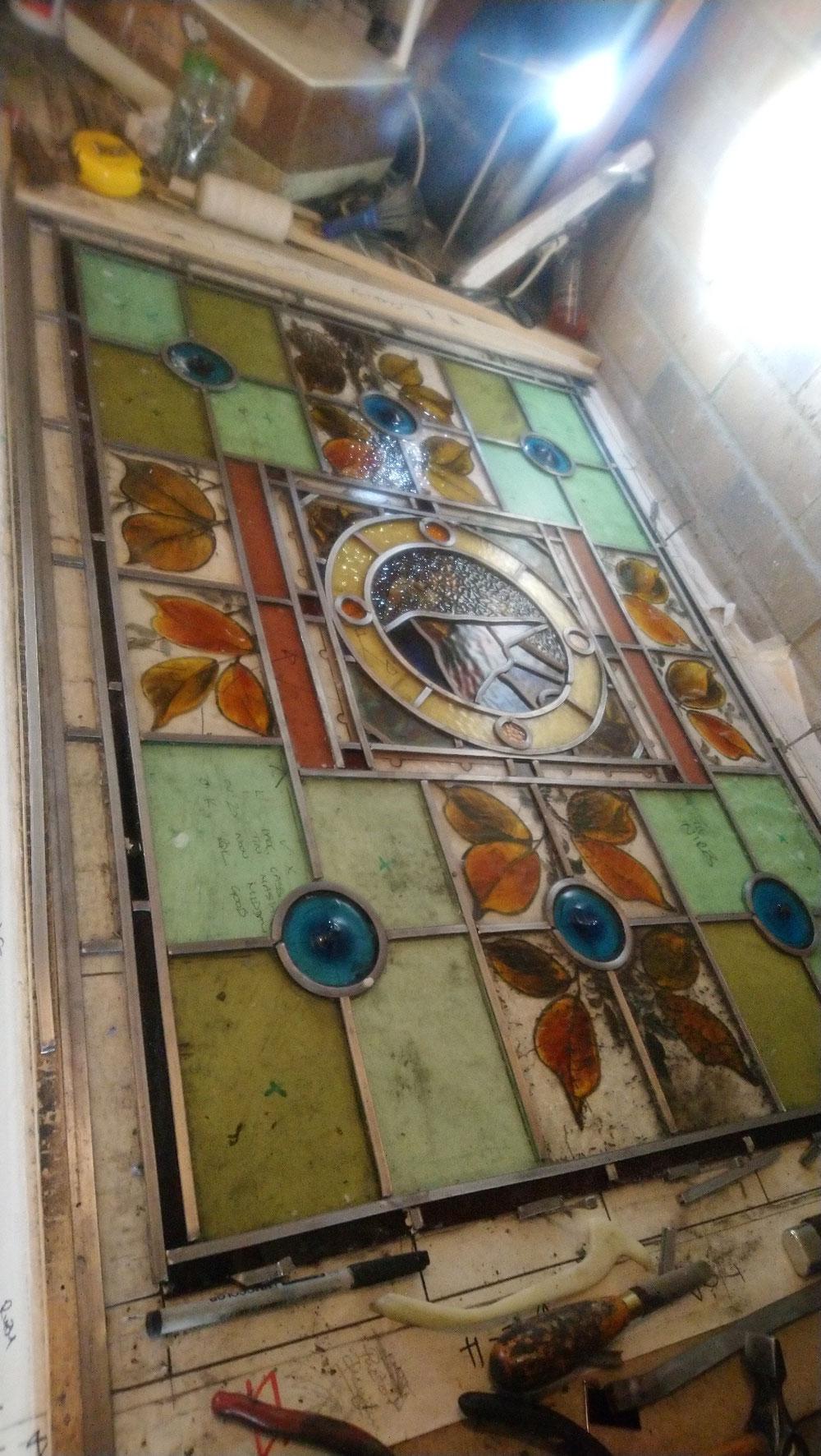 Restoration www.rossglassdesigns.com