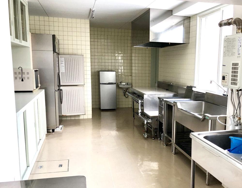 一階キッチン