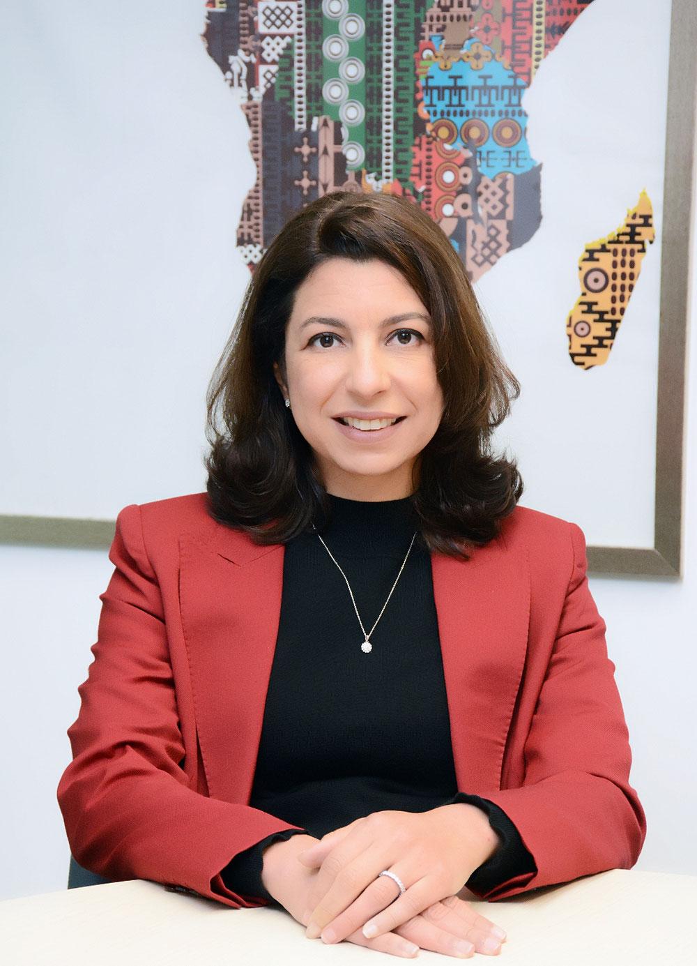 بقلم : نورا وهبي نائب الرئيس ورئيسة إريكسون غرب أفريقيا والمغرب