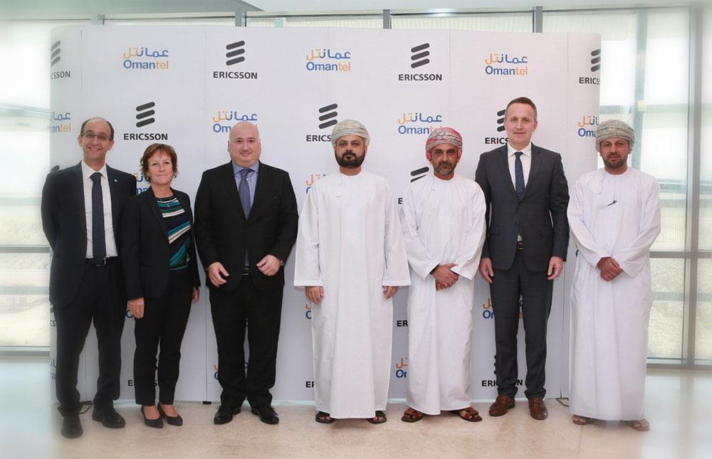 التعاون الجديد يلائم استراتيجية عمانتل لتطوير عمليات الشبكة
