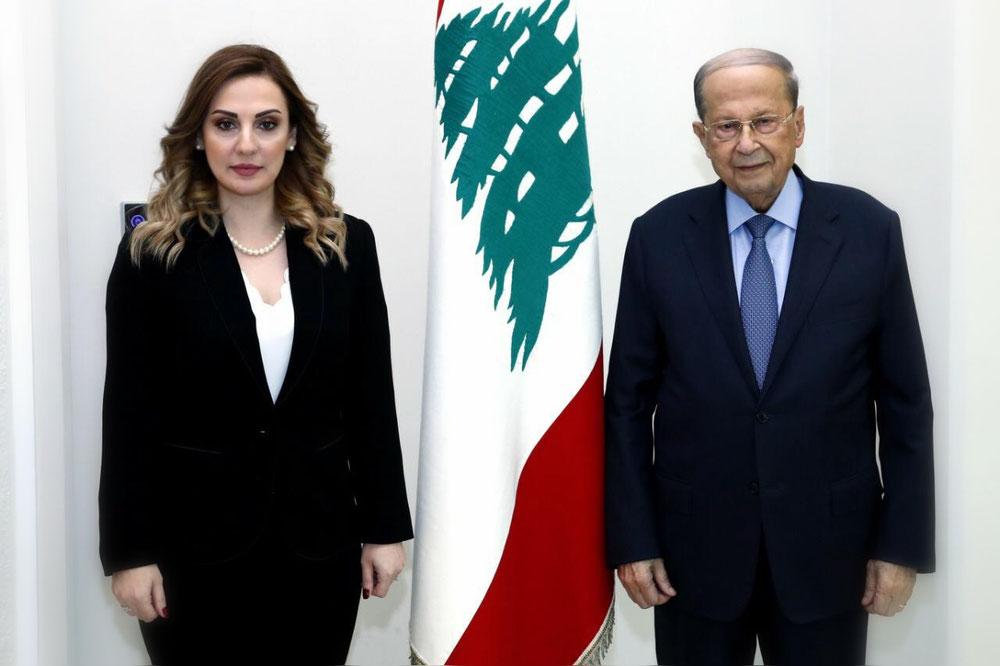 الرئيس عون:  نأمل أن يستعيد لبنان حضوره العربي والدولي
