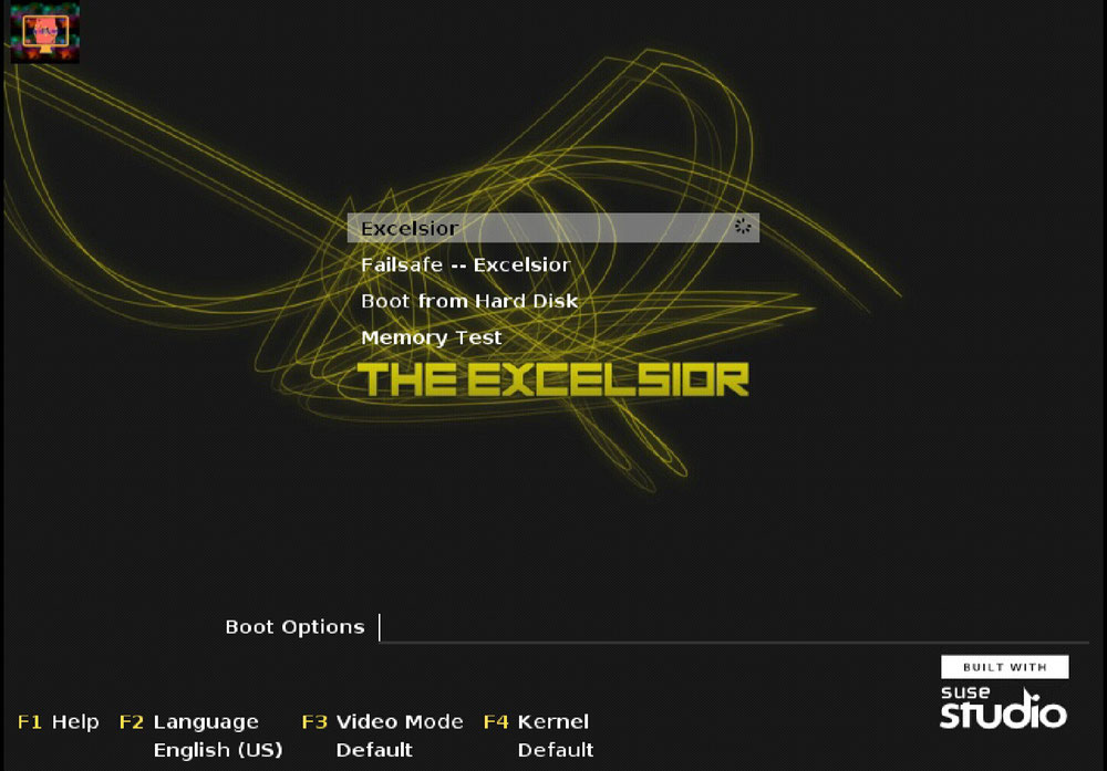The Excelsior OS.