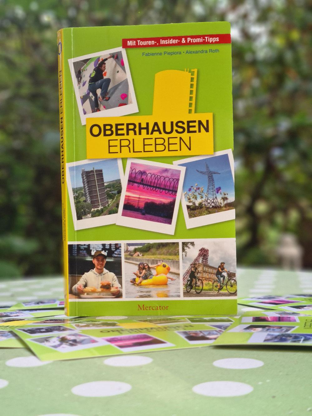 Neuer Reise- und Freizeitguide für Oberhausen