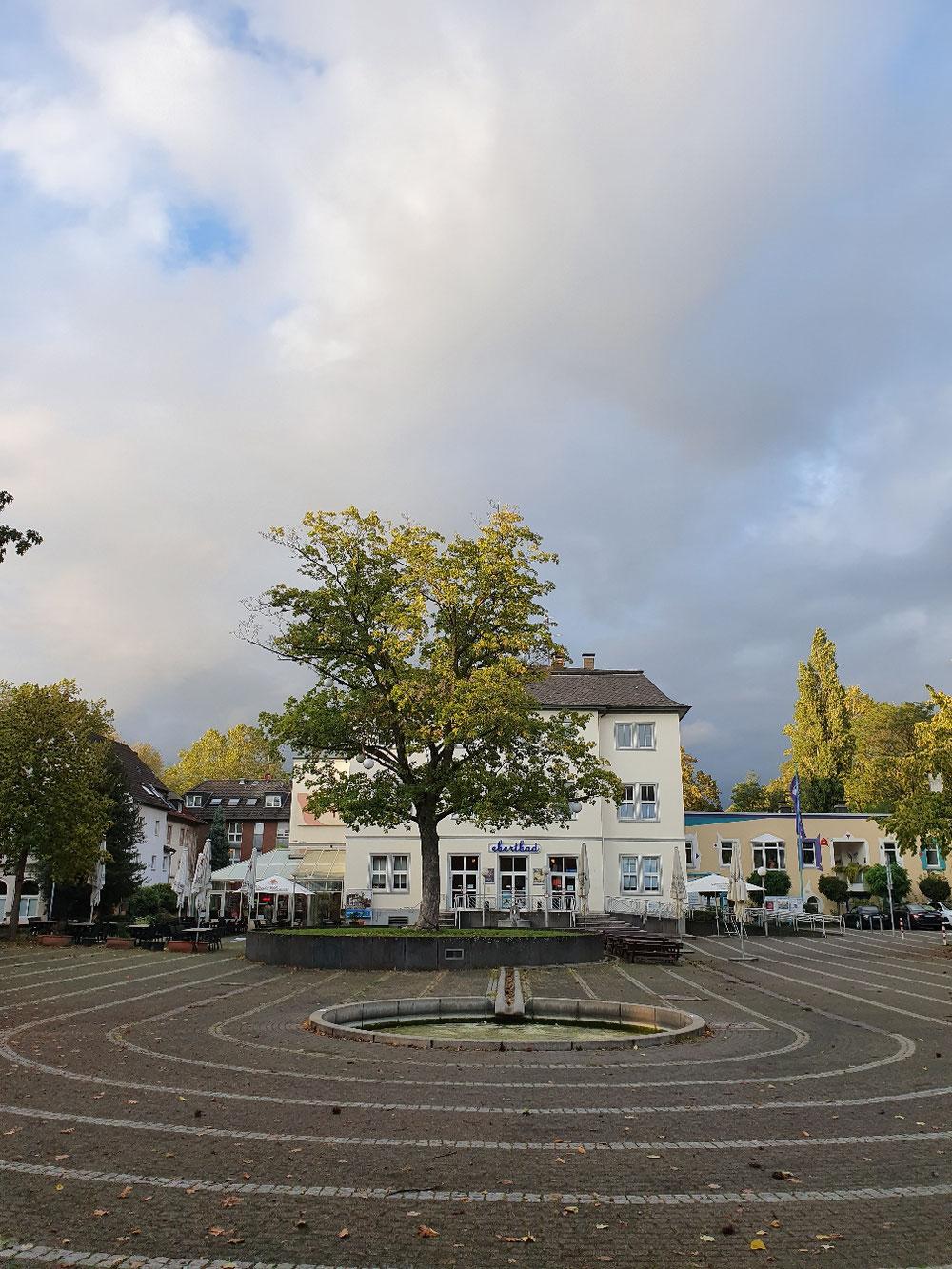 ...das altehrwürdige Ebertbad in Oberhausen!