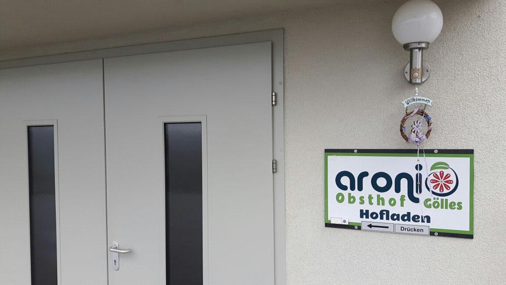 Unser Ab Hof Verkauf.