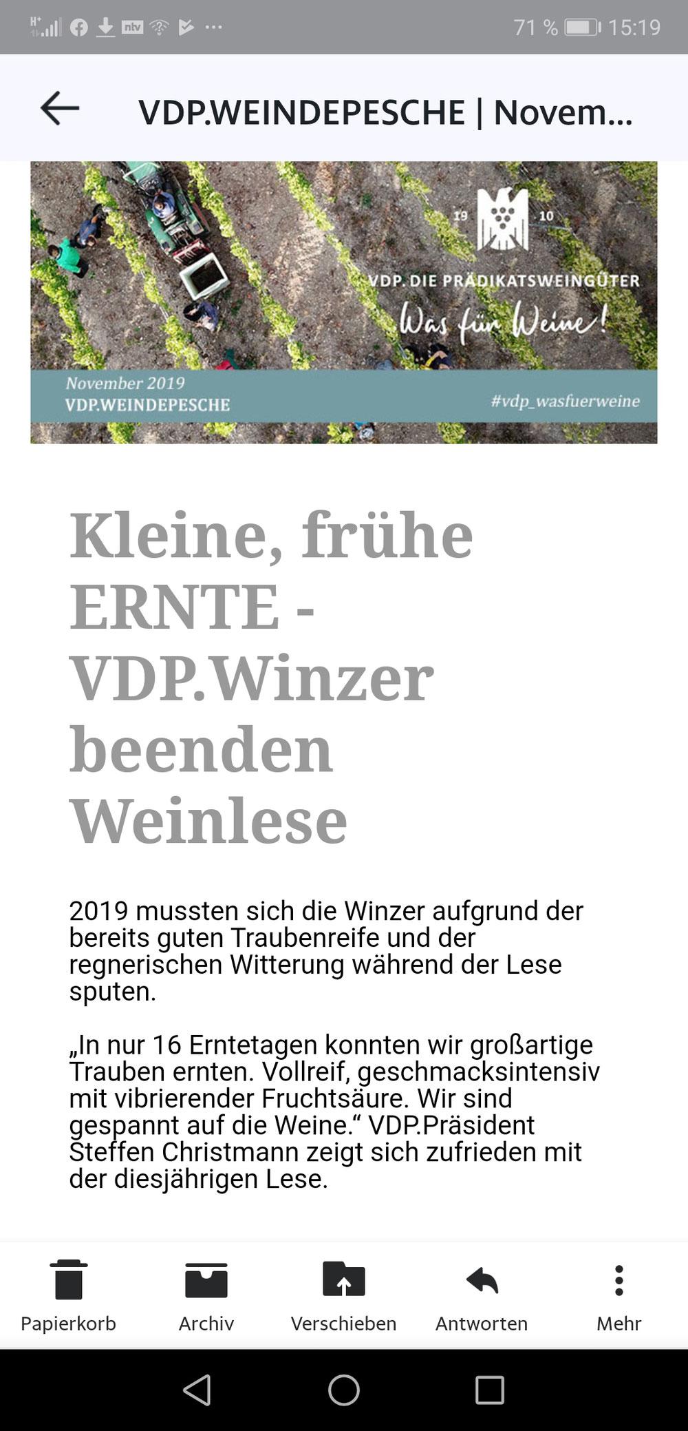 VDP Info