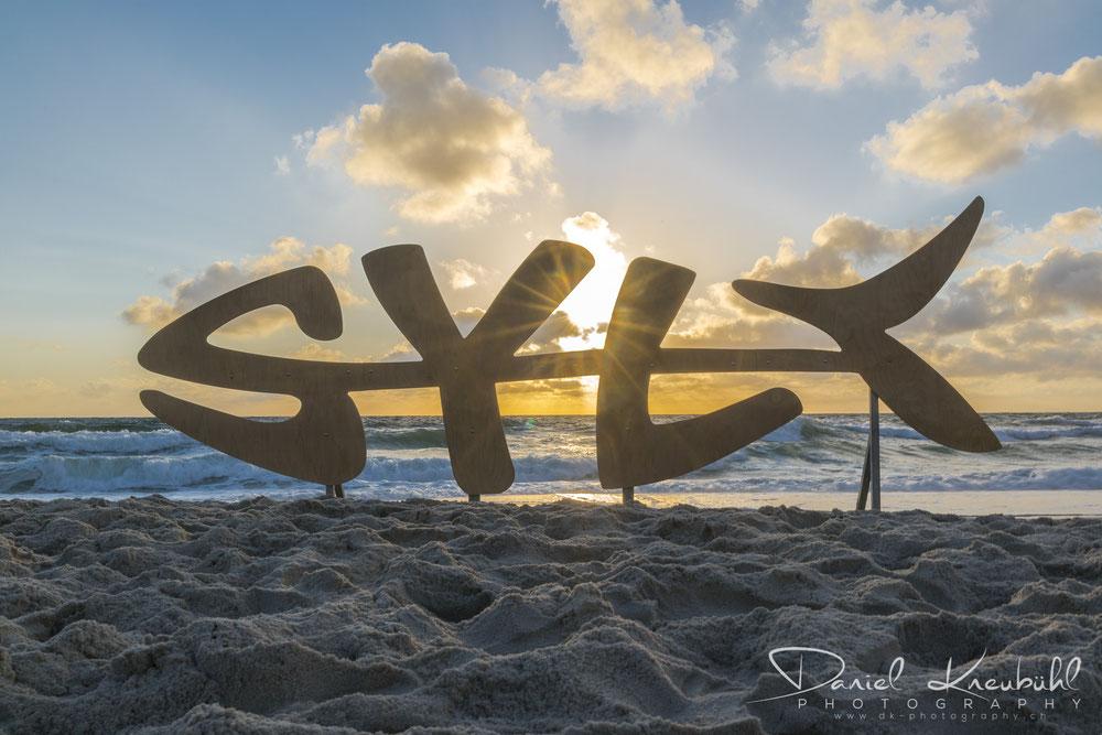Sonnenuntergang auf Sylt, photoadventure.ch, dk-photography.ch,  Photographer/Fotograf: Daniel Kneubühl