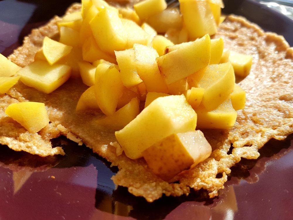 Knusper-Pfannkuchen