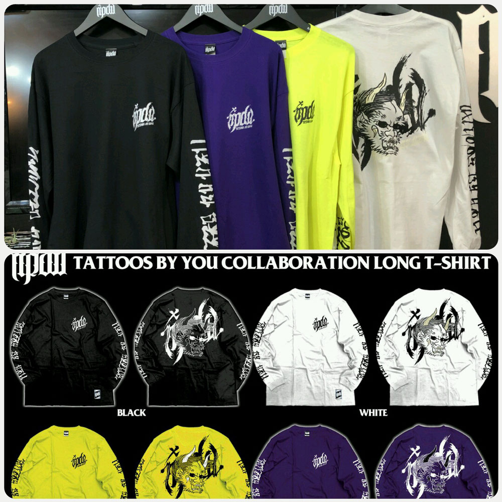 Collaboration    RIPDW × TATTOOS BY YOU