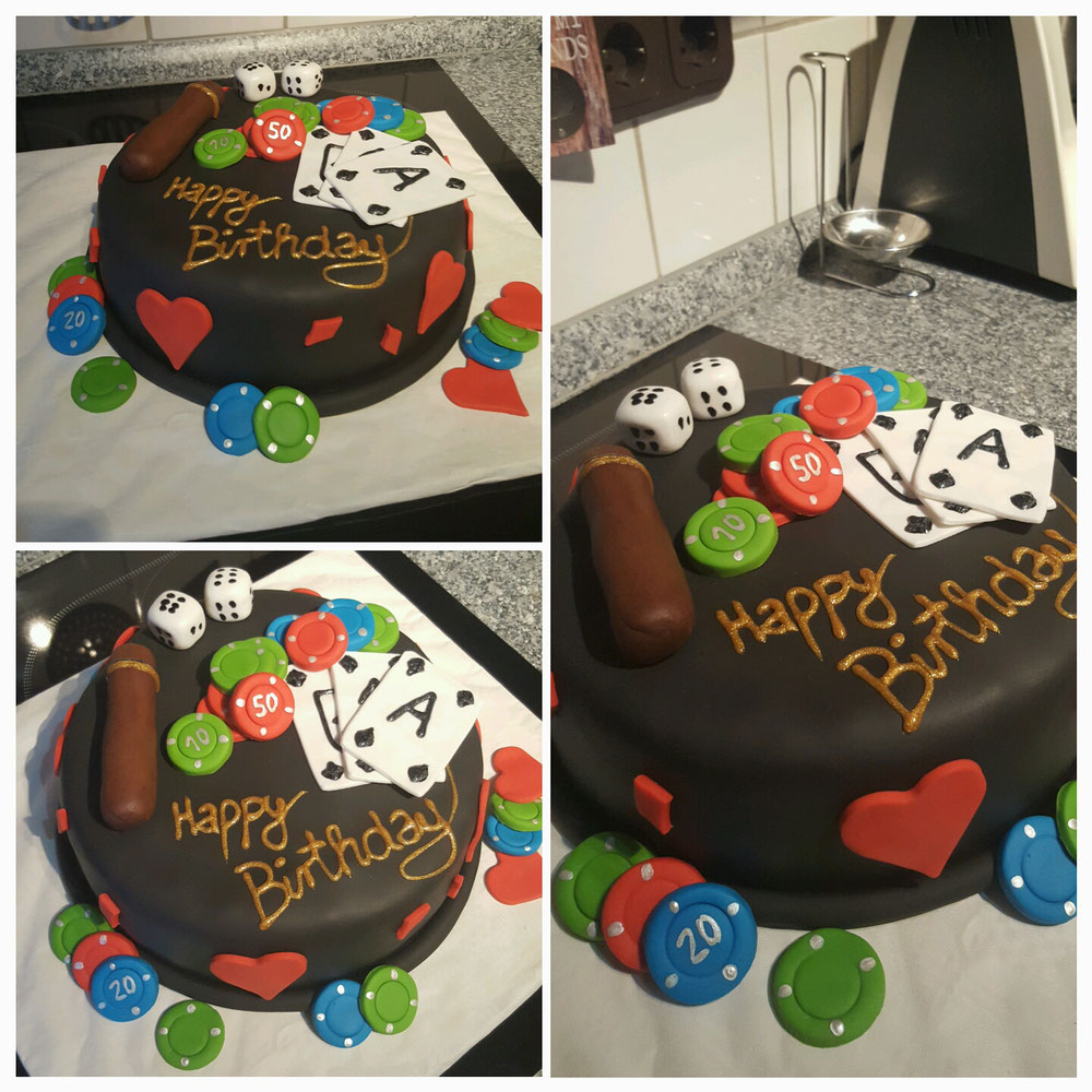 Happy Birthdaytorte