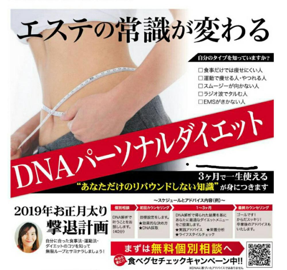 袋井 DNAパーソナルダイエット ナチュラル掲載