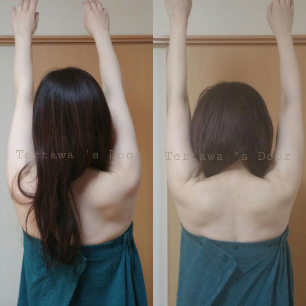 小顔矯正 肩甲骨 首 背中の痛み