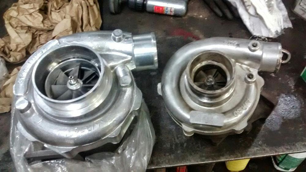T3 50/63 vs t4 72/96 spa turbo