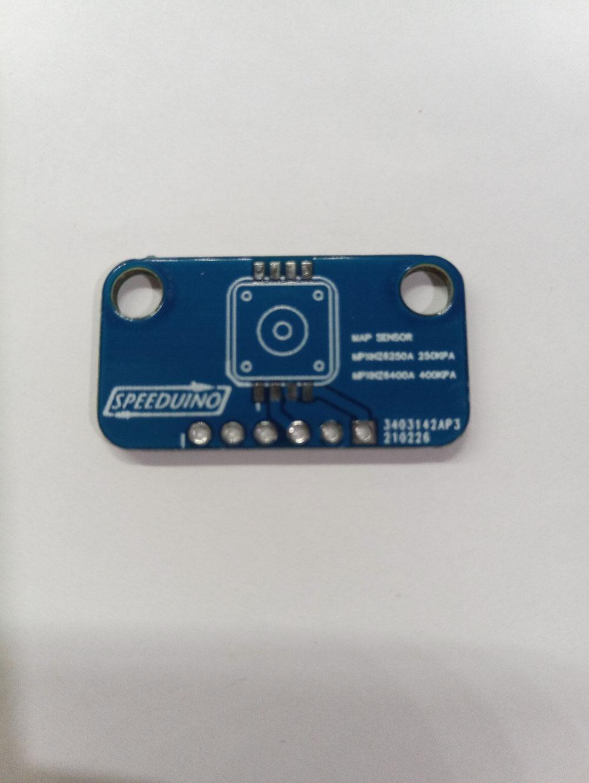 Conception pcb small map sensor