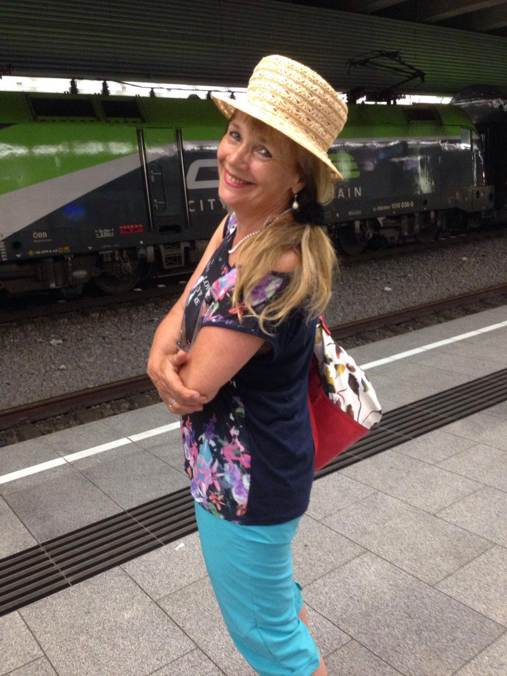 Flughafen Wien Juli 2016