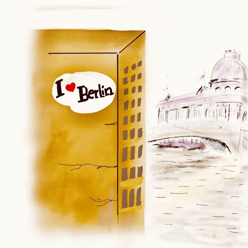#iloveberlin, Berlin 2018