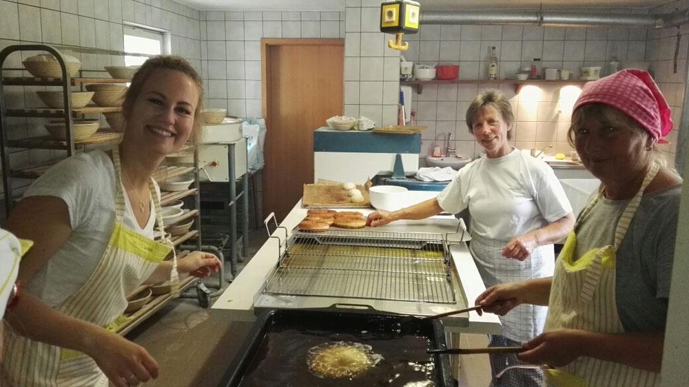 Küchlabäckerinnen 2018
