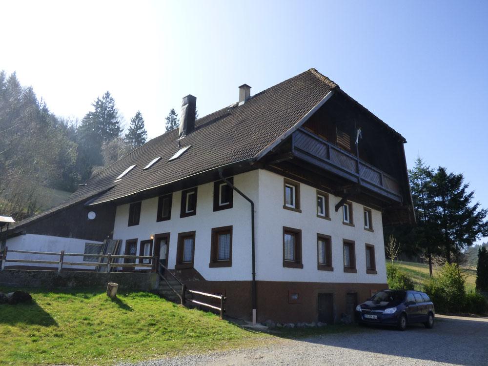 Stammeshütte Leisenhof