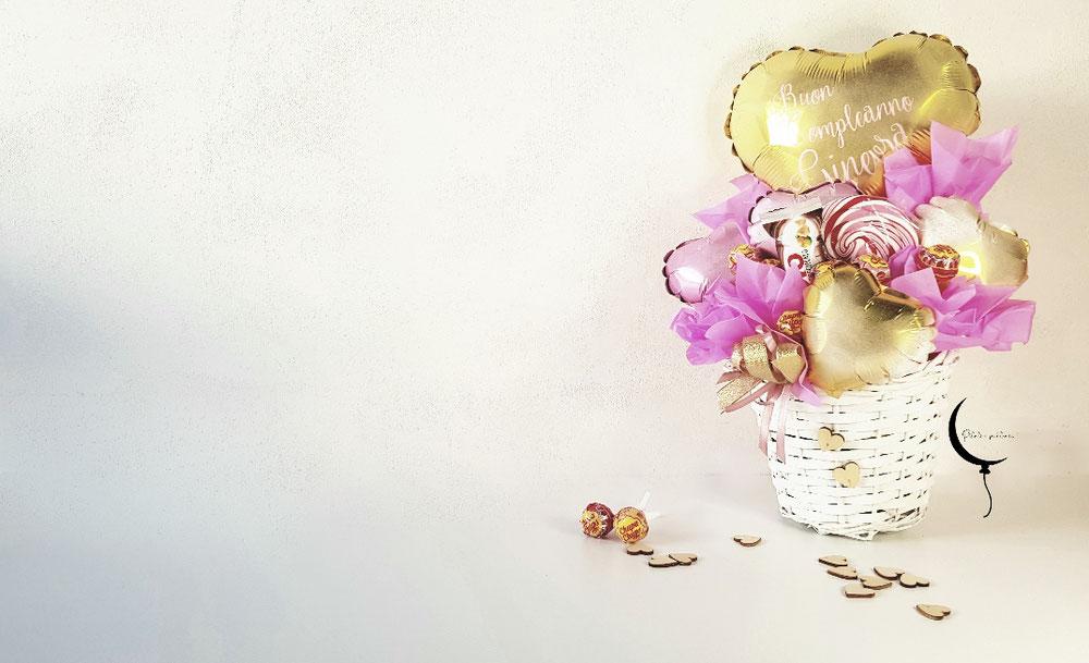 Sweet balloon box
